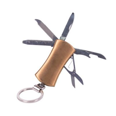 Fizz Multi Tool Rose Gold Open