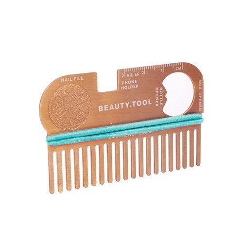 Fizz Creations Rose Gold Credit Card Tool