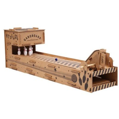 Fizz Creations Cardboard Constructions Bowling Alley