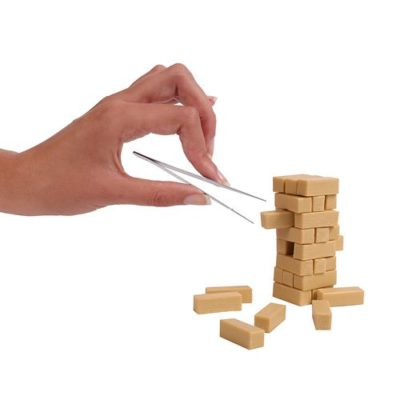 Tiny jenga tower game Fizz Creations