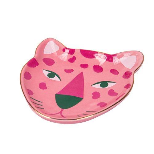 Leopard Trinket Tray