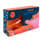 Fizz Orange Stegosaurus Jelly Mood Light Packaging