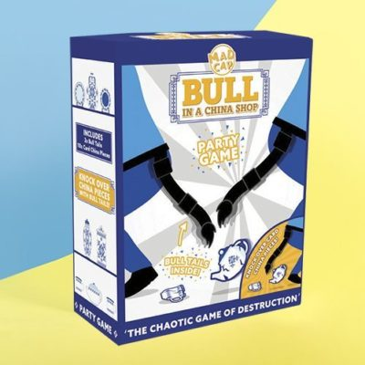 Fizz Creations Mad Cap Bull In a China Shop Game Packaging