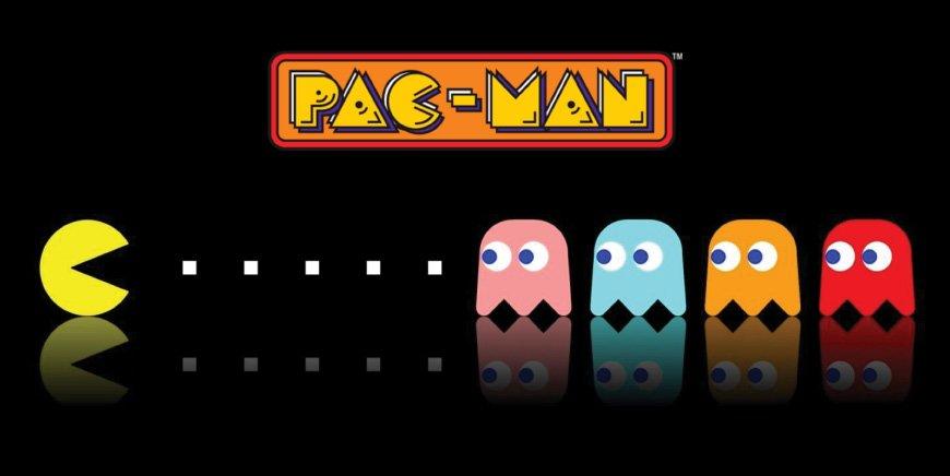 PAC-MAN Category Header