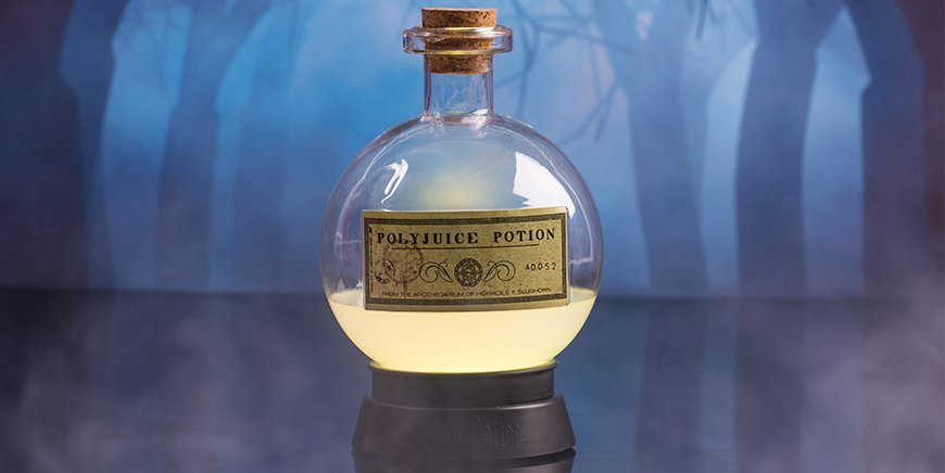 Fizz Creations Harry Potter Potion Light