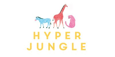 Fizz Creations Hyper Jungle Logo
