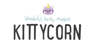 Fizz Creations Kittycorn Logo