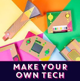 NEW Make Your Own Tech
