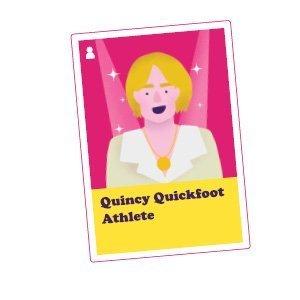 Quincy Quickfoot