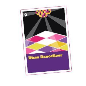 Disco Dancefloor