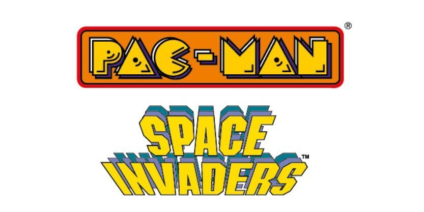PacMan and Space Invaders Range