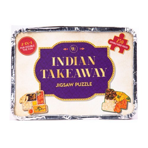 Fizz Creations Indian Takeaway Puzzle