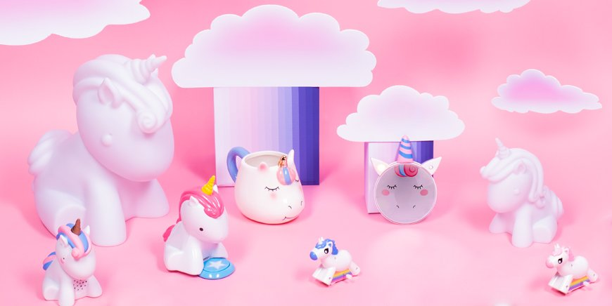 Fizz Creations Unicorn Range