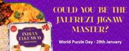 Fizz Creations World Puzzle Day