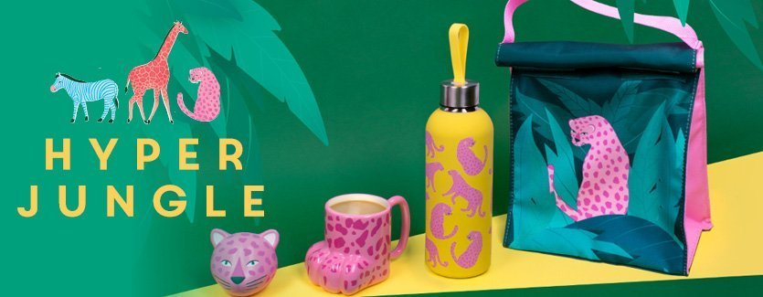Fizz Creations Go Wild For Hyper Jungle