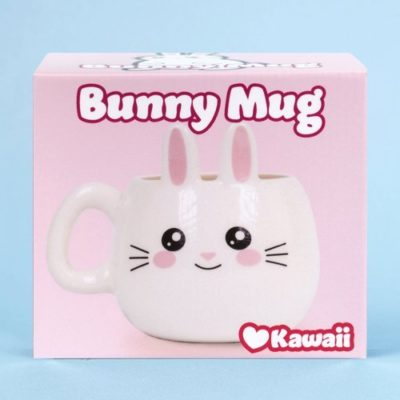 Kawaii Bunny Mug Pack Box Fizz Creations