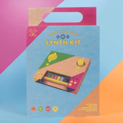 Fizz Creations Make Your Own Synth Kit