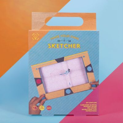 Fizz Creations Make Your Own Sketcher Kit