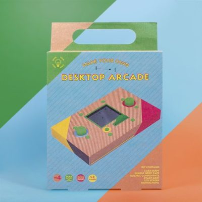 Fizz Creations Make Your Own Desktop Arcade Packaging