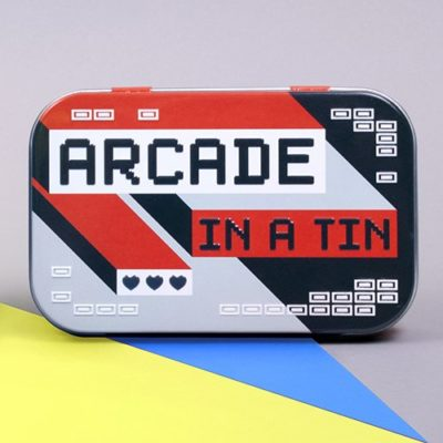 Fizz Creations Arcade in a Tin