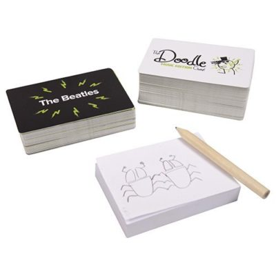 Fizz Creations The Doodle Game Music Edition Cards