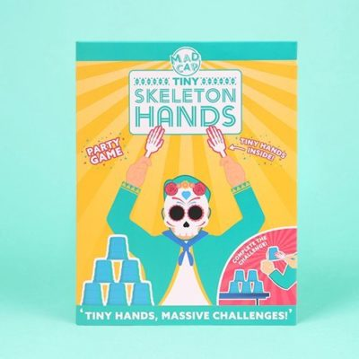 Fizz Creations MAD CAP Games Tiny Skeleton Hands