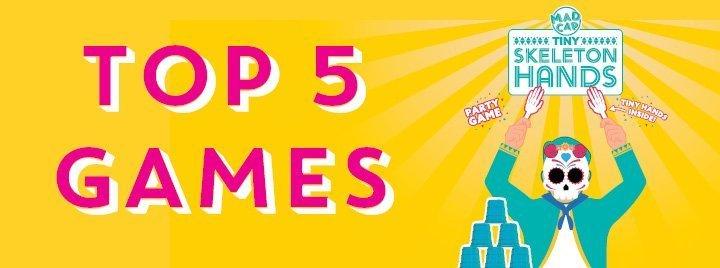 Creating Fun Top 5 Games