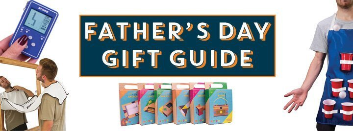 Father's Day Fizzy Gift Guide