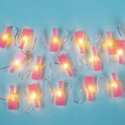Prosecco String Lights Fizz Creations