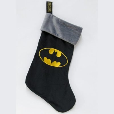 DC Comics Batman Christmas Stocking