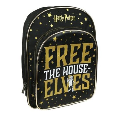 Harry Potter Free the House Elves BackPack