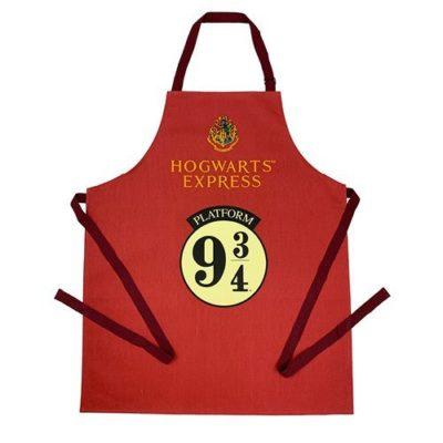 Harry Potter Platform 9 3/4 Apron