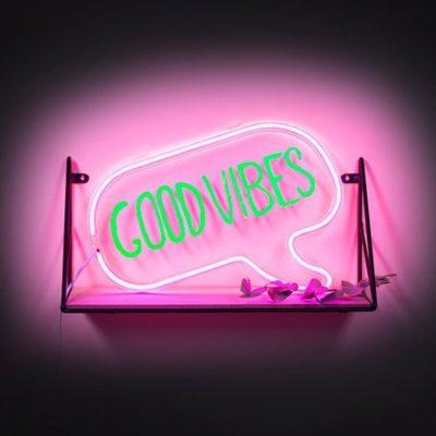Fizz Creations Neon Speech Bubble Light
