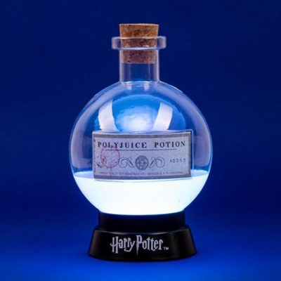 Large Harry Potter Potion Lamp 20cm Fizz Creations
