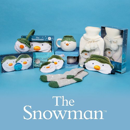 The Snowman Gift Of The Year