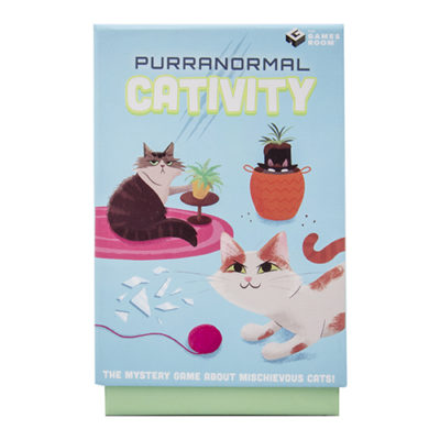 Fizz Creations Purranormal Cativity Packaging Front