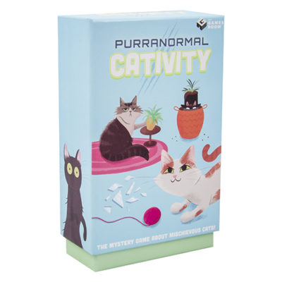 Fizz Creations Purranormal Cativity Packaging Right