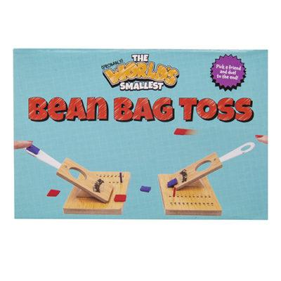 Fizz Creations Worlds Smallest Bean Bag Toss Packaging Front