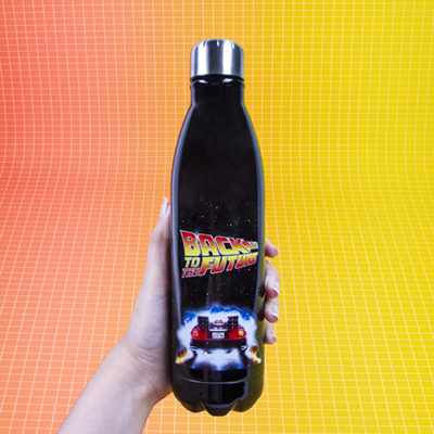 Fizz Creations Back To The Future in hand