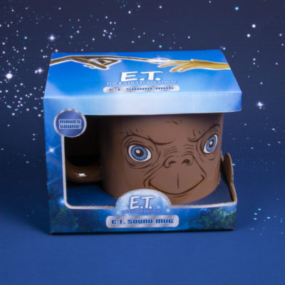 Fizz Creations E.T. Sound Mug Packaging Front Background