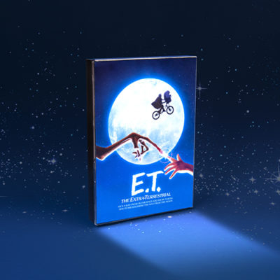 Fizz Creations E.T. Poster Light Right On