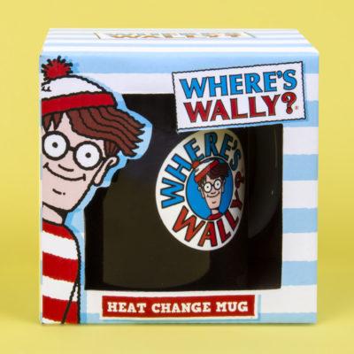 Fizz Creations Where's Wally? Heat Changing Mug