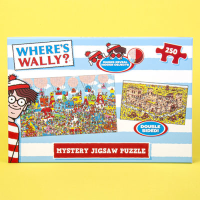 Fizz Creations Where's Wally? Mystery Puzzle Packaging