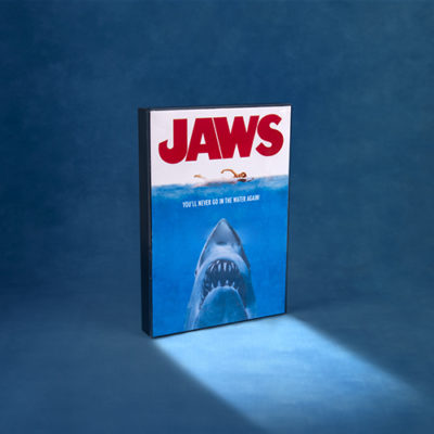 Fizz Creations Jaws Poster Light Right On