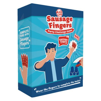 Fizz Creations Sausage Fingers Game Packaging