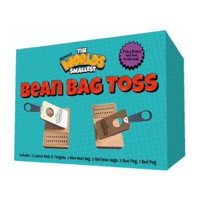 Fizz Creations Worlds Smallest Bean Bag Toss Packaging