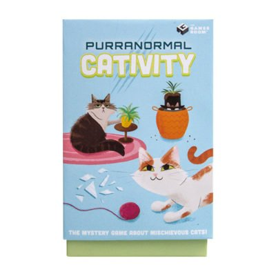 Fizz Creations Purranormal Cativity Packaging