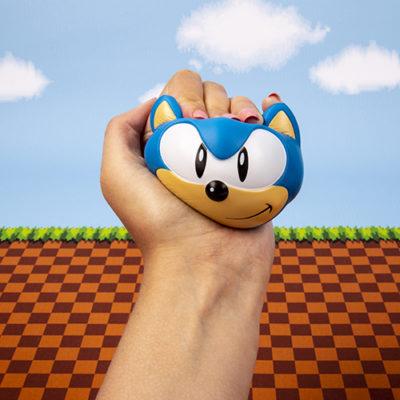 Fizz Creations Sonic Stress Squeezer In Hand Squeeze