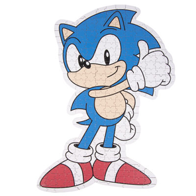 Fizz Creations Sonic The Hedgehog Jigsaw Puzzle Complete