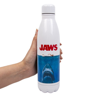 Fizz Creations Jaws Water Bottle in Hand